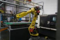 Sadece 5 robotla yüzde 50 verimi artırdı