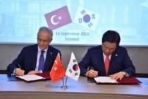 Türkiye ve Güney Kore müteahhitleri el sıkıştı
