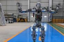 Türkiye'nin insansı robotu yeteneklerini artırdı