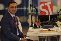 OMRON Hareket Kontrolü, Robot Ürün Müdürü Yusuf Safran iş gündemi