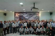 Toyota Türkiye'den emektar çalışanlarına teşekkür plaketi