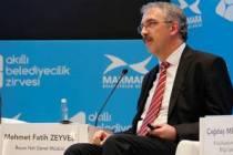 Beyaz Net Genel Müdürü Mehmet Fatih Zeyveli'nin iş gündemi…