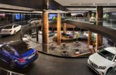 Boytorun Architects'ten Mercedes-Benz'e sihirli dokunuşlar