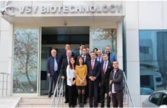 VSY Biotechnology'den katılımcı yönetim