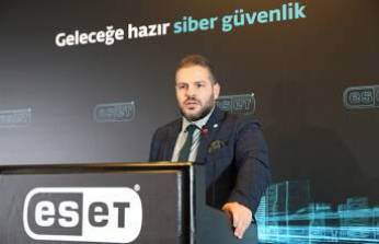 ESET Türkiye Satış Müdürü Asım Akbal'ın iş gündemi…
