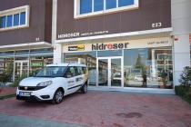 Beş Yeni Aracıyla Türkiye Yollarında