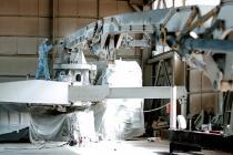 Kaynak Robotu ile Boyahane ve Kumlama Tesisi Yatırımı Planlıyor