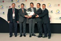 Enerji Verimliliğinde Birincilik Ödülü!