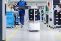 Mobil Robotlar, 'Akıllı Fabrikalarda' Üretimi Hızlandırıyor