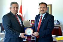 Bartın Çimento Fabrika Genel Müdürü İbrahim Keretli'nin iş gündemi...