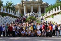 60'ıncı yılını Barselona'da kutladı