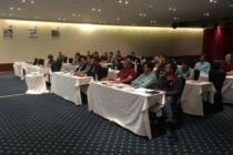 Konya sanayicilerine seminer düzenledi