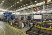 Parsan'ın fabrikasında robotlar başrolde