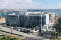 İstanbul Resim Heykel Müzesi Antrepo 5'te Sima Cephe imzası