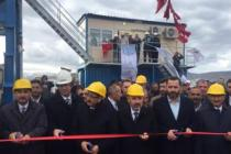 Tanap'tan Ardahan'a asfalt üretim tesisi