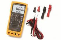 Dijital multimetre ve devre kalibratörü, tek test cihazında