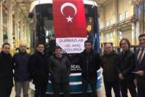 Durmazlar, 100'üncü tramvayını üretti