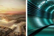 İstanbul Gayrettepe-Yeni Havalimanı Metro Hattı'nın tercihi Polisan Kimya