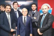 İZTEK'in Ar-Ge ve Teknoloji Ödülleri sahiplerini buldu