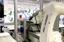 Omron tüm robotik üretim konseptlerini bir araya getirdi