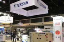 Teksan, Power-Gen International'da yerini aldı