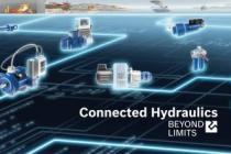 Bosch Rexroth'nin CC hydraulic sistemiyle Sanayi 4.0