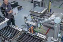 Arma Filtre, UR10 ile üretimde esneklik sağladı