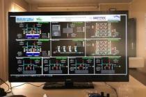 Gentek Elektronik'in yüklenicisi olduğu Azersu projesi devrede