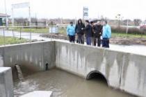 Arıtma tesisinde gaz algılama eğitimi verildi
