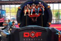DOF Robotics, Çin'e ihracat yapıyor