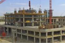 Tashkent City İntek ile yükseliyor