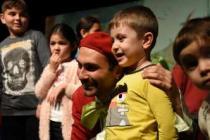 Bosch Çevre Çocuk Tiyatrosu'nun en son durağı Bartın oldu