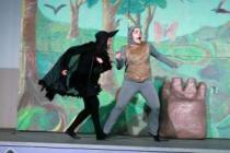 Bosch Çevre Çocuk Tiyatrosu, çocukların yüzünü güldürdü