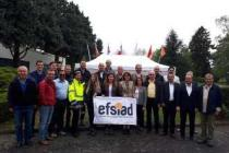 EFSİAD üyelerinden Fransa'ya teknik gezi