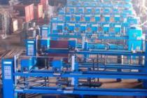 Kartezyen robotik kaynak makinasıyla üretimi hızlandırıyor