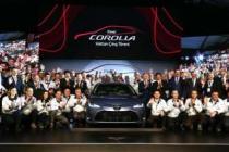 Sakaryalı Toyota yeni Corolla'ya EuroNCAP'ten 5 yıldız