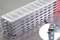 Layher'den yeni Light Weight çelik platform!