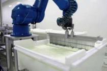 Robotlarla yüksek adette hijyenik üretim gerçekleştiriyor