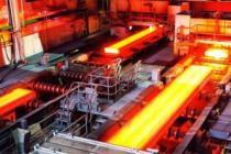 Bir ayda 3 milyon ton çelik