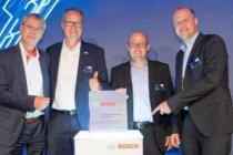 'SW Machine' Bosch'tan Global Tedarikçi Ödülü aldı