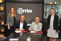 OSTİM Teknopark'dan Antalya Teknopark'a destek