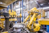 Robot yatırımlarıyla hata oranını düşürüp, üretimi artırdı