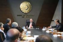Türkiye Uzay Ajansı ilk toplantısını gerçekleştirdi