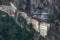 Sümela Manastırı restorasyonu Layher ile gerçekleşti