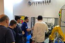 Zirve'de Cubebox ve yeni yazılımı ROBOCAM'i tanıttı