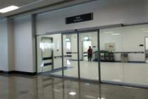 Bilkent Entegre Sağlık Kampüsü'nün otomatik kapılarına imza attı