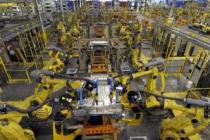 Dünyada robot yoğunluğu yükselmeye devam ediyor