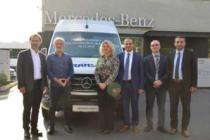 Mercedes-Benz Türk'ten Transay Taşımacılık'a 10 adet yeni Sprinter teslimatı