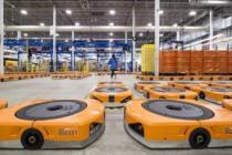 Yapay zeka temelli robotlarla 30 dakikada teslimat hedefliyor