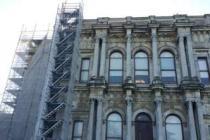 Beylerbeyi Sarayı'nın restorasyonu AfiX İskele Sistemleri ile gerçekleşiyor